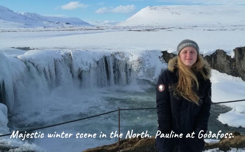 Pauline fortæller om sin erfaring som udvekslingsstuderende i pandemien